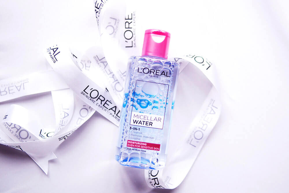 Image result for L'oreal Micellar Water Moisturising