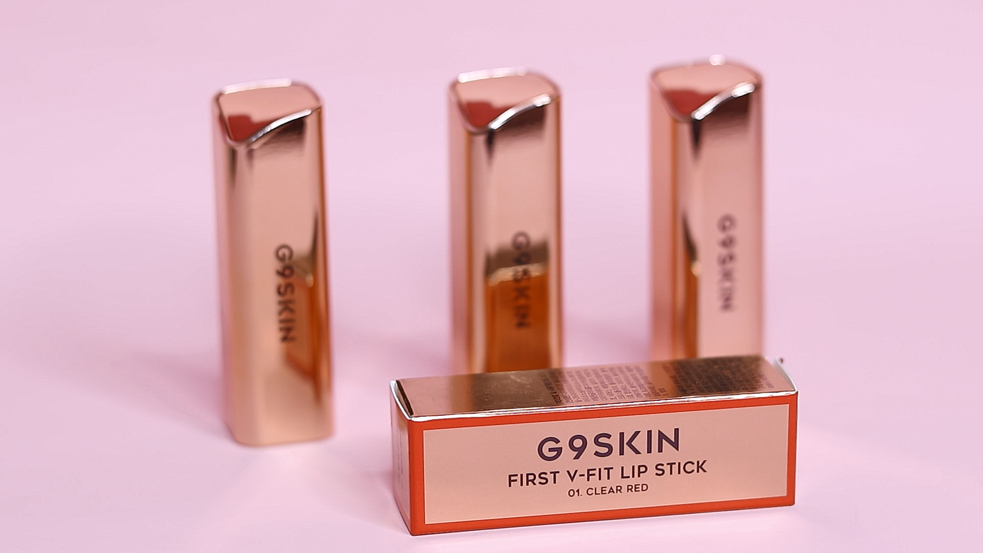 son g9 skin first v-fit lipstick